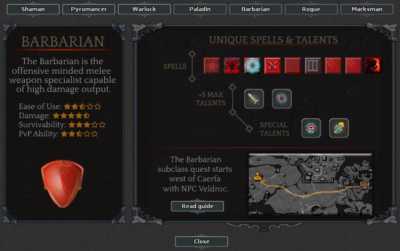 Zezenia Online Forum Screenshot